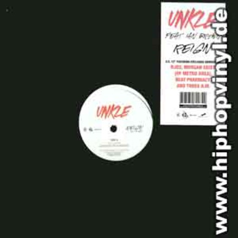 Unkle - Reign remixes feat. Ian Brown