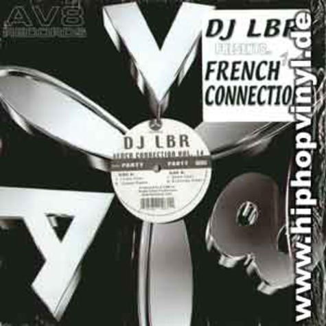 DJ LBR - French connection 14