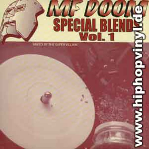 MF Doom - Special blends vol.1