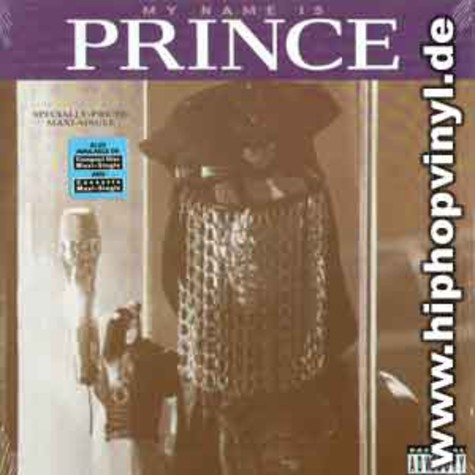 Prince - My name is prince