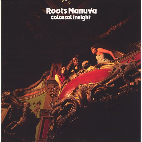 Roots Manuva - Colossal insight