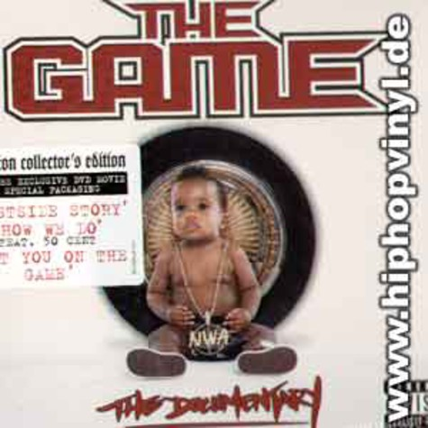 Game of G-Unit - Documentary collectors edition