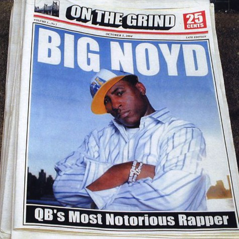 Big Noyd - On the grind