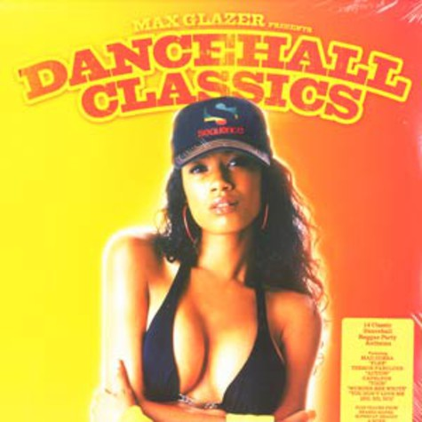 Max Glazer presents - Dancehall classics