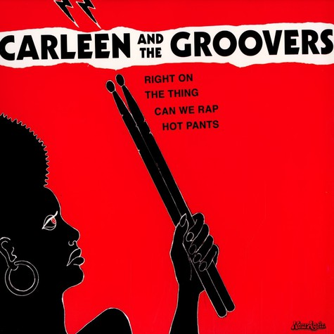Carleen And The Groovers - Right on