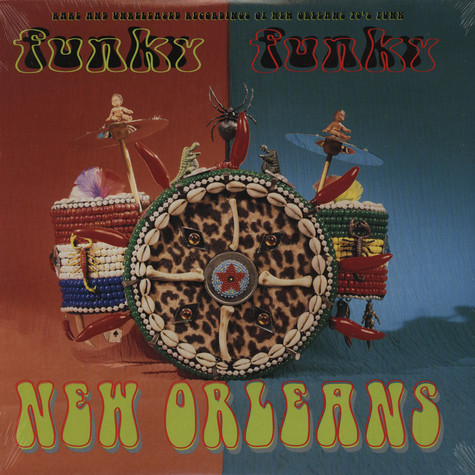 V.A. - Funky Funky New Orleans Volume 1