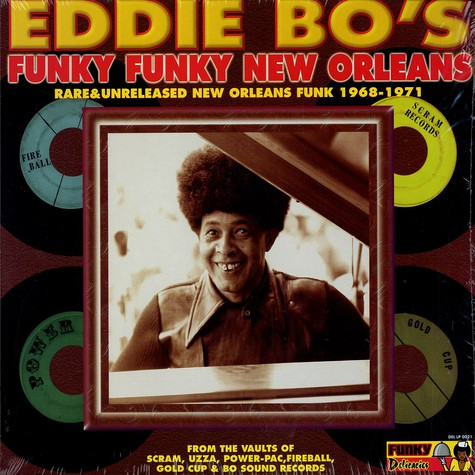 Eddie Bo presents - Funky funky new orleans