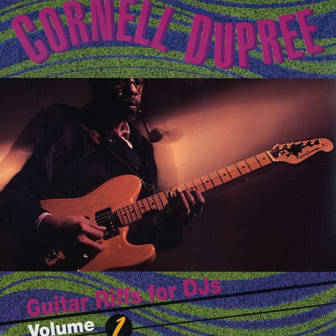 Cornell Dupree - Guitar riffs for djs vol.1