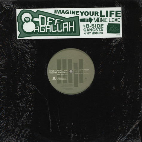 8-Off Agallah - Imagine your life feat. Monie Love