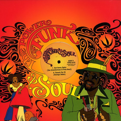 Power Of Funk & Soul, The - Volume 7