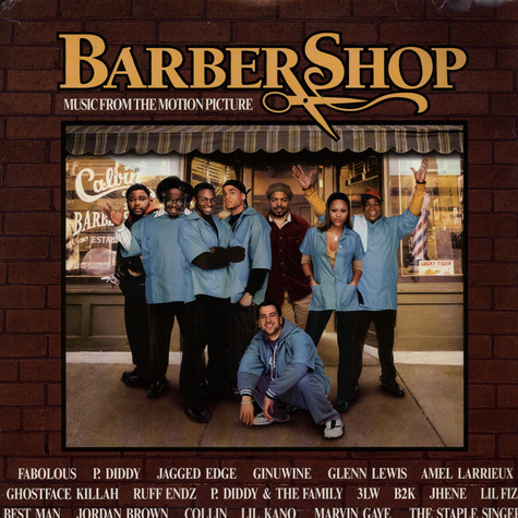 V.A. - Barbershop: Music From The Motion Picture