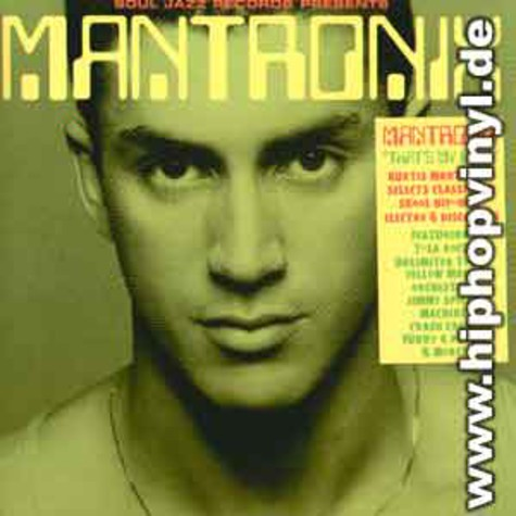 Mantronix - Thats my beat