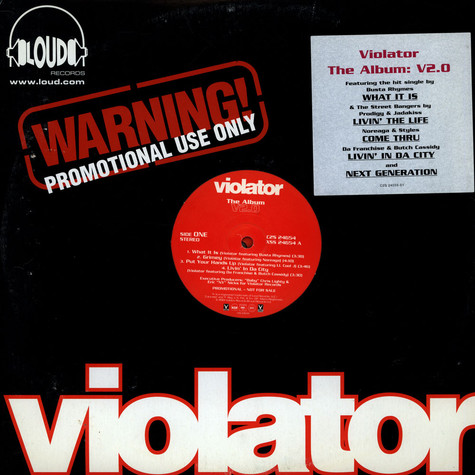 V.A. - Violator The Album V2.0
