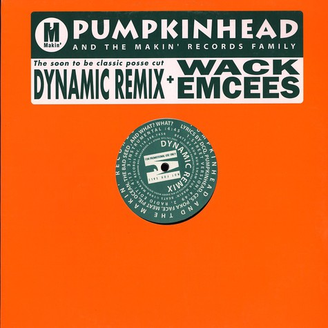 Pumpkinhead - Dynamic (Remix)