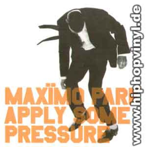 Maximo Park - Apply some preassure