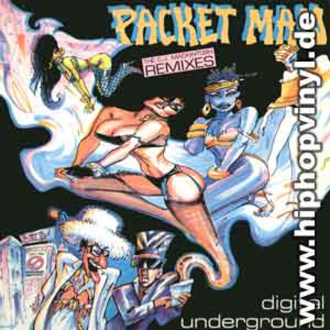 Digital Underground - Packet man remixes