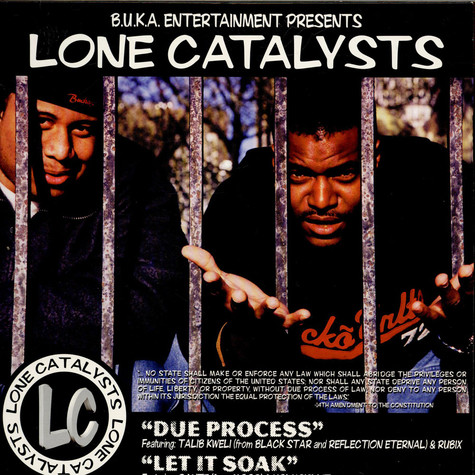 Lone Catalysts - Due Process