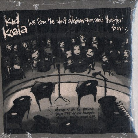 Kid Koala - Live from the short attention span audio theater tour