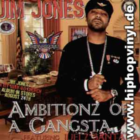 Jim Jones - Ambitionz of a gangsta