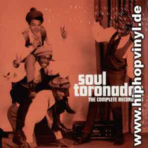 Soul Toronados - The complete recordings