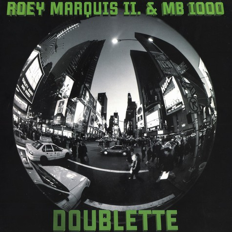 Roey Marquis II & MB 1000 - Doublette