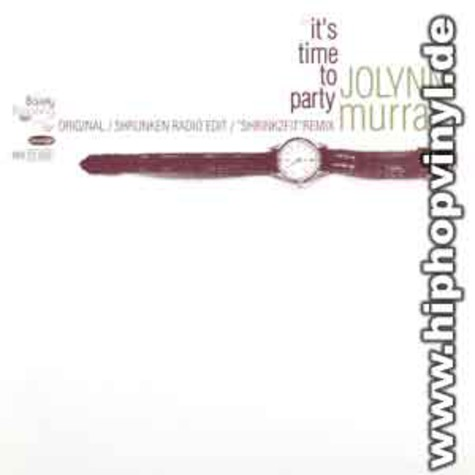 Jolynn Murray - Its time to party