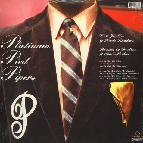 Platinum Pied Pipers - Act like you know feat. Jay Dee
