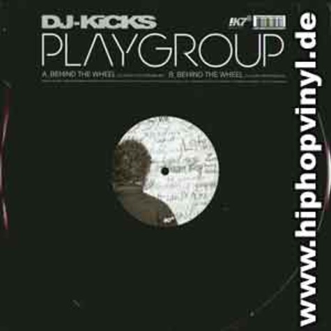 Playgroup - Behind the wheel