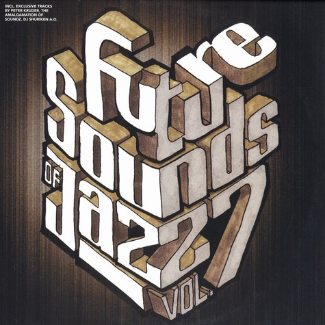 Future Sounds Of Jazz - Volume 7