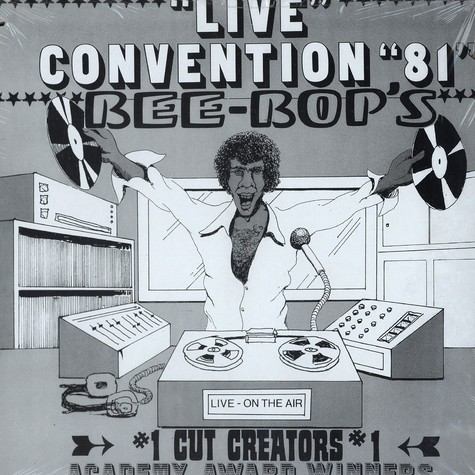 Live Convention - '81 Bee-Bop's