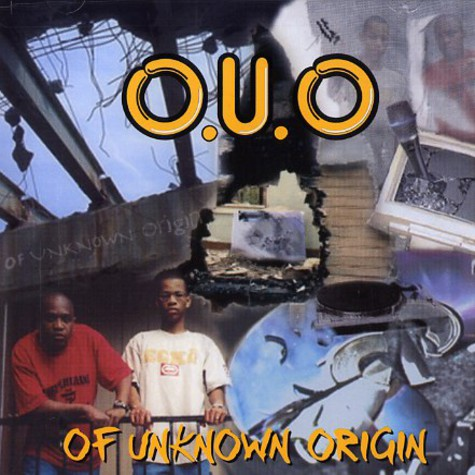 O.U.O. (Of Unknown Origin) - Of Unknown Origin