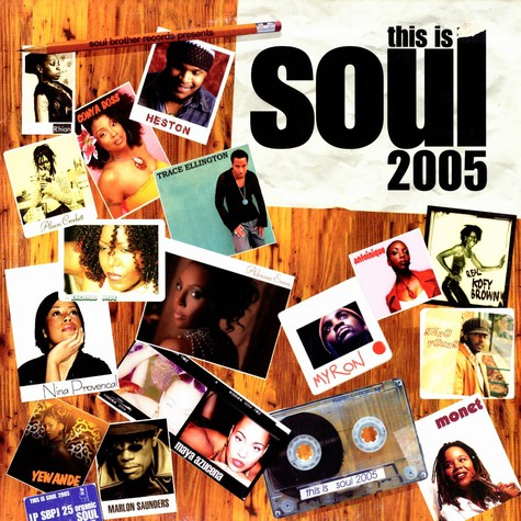 V.A. - This is soul 2005