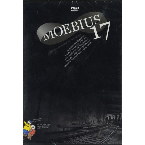 Moebius 17 - Graffiti DVD