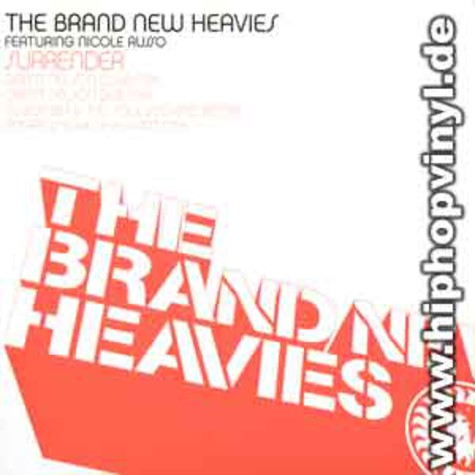 Brand New Heavies, The - Surrender remixes