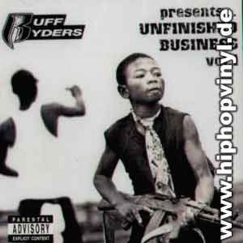 Ruff Ryders - Unfinished business