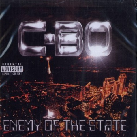 C-Bo - Enemy of the state