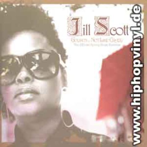 Jill Scott - Golden Kenny Dope remix