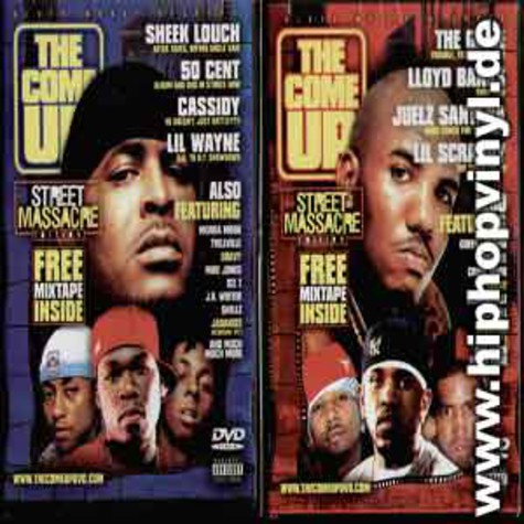 The Come Up DVD - Volume  4 & 5