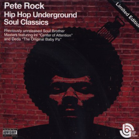 Pete Rock presents - Ini / Deda