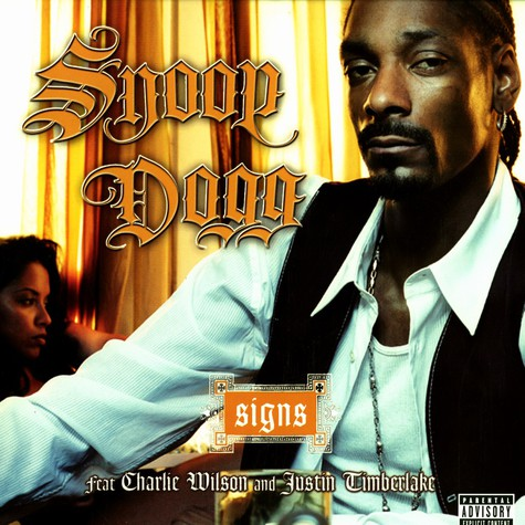 Snoop Dogg - Signs feat. Charlie Wilson & Justin Timberlake