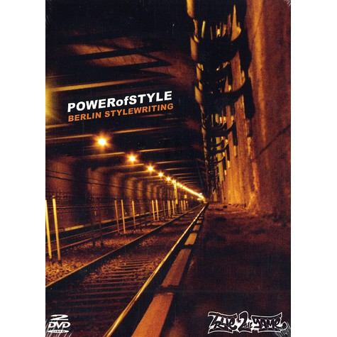 Power Of Style - Berlin stylewriting - the DVD