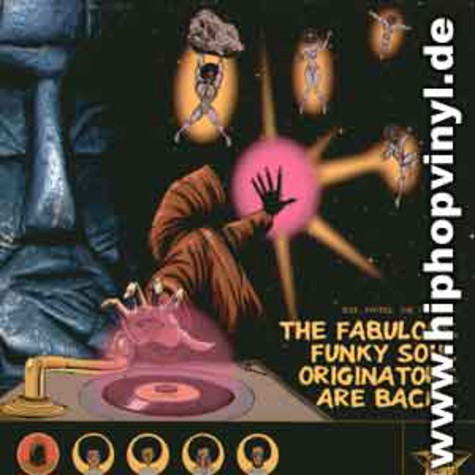 V.A. - The fabolous funky soul originators are back...