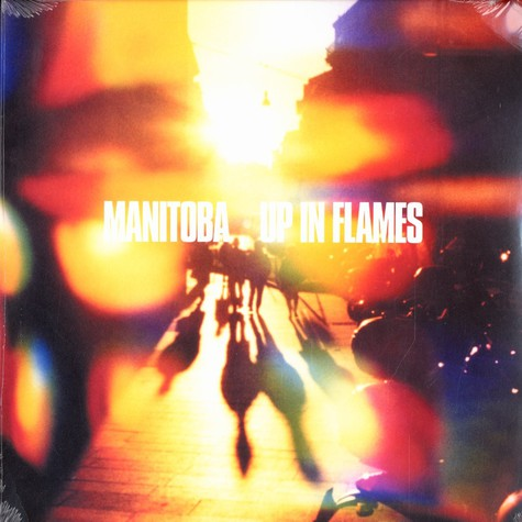 Manitoba - Up in flames
