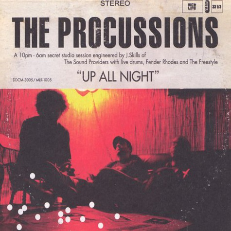 Procussions, The - Up all night