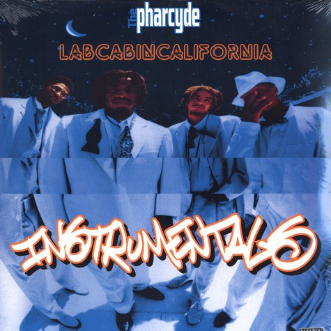 Pharcyde, The - Labcabincalifornia Instrumentals