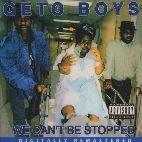 Geto Boys - We cant be stopped
