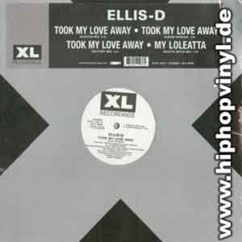 Ellis-D - Took my love away