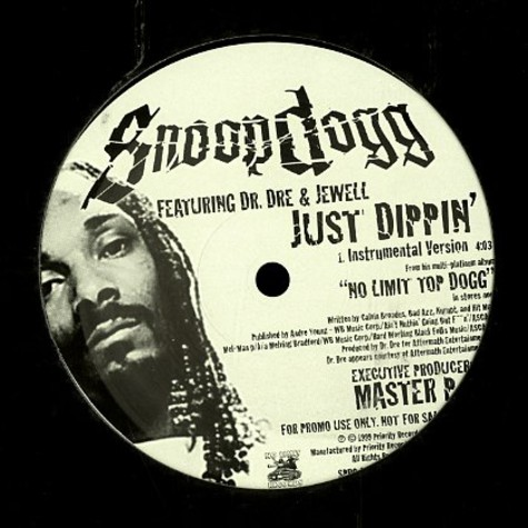 Snoop Dogg - Just dippin feat. Dr.Dre