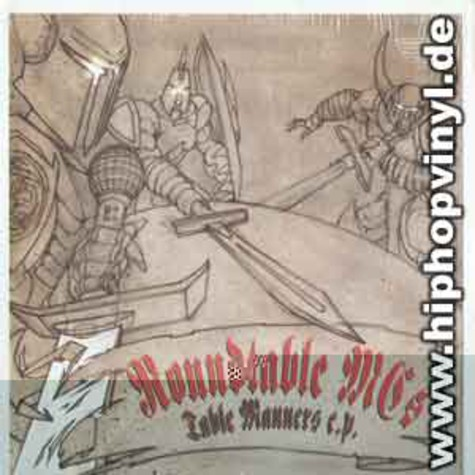 Roundtable MCs - Table manners EP