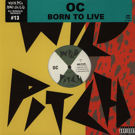 OC - Born To Live